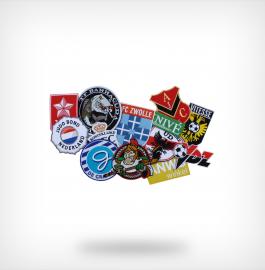 Opnaai badges/logo's